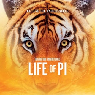 Poster of The 20th Century Fox's Life of Pi (2012)