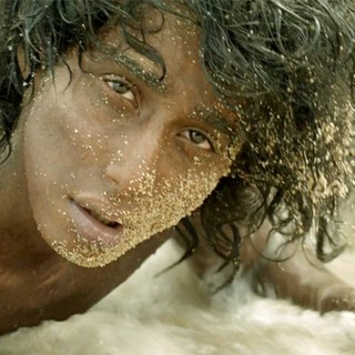 Suraj Sharma stars as Pi Patel in The 20th Century Fox's Life of Pi (2012)