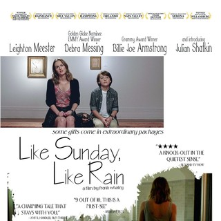 Poster of Monterey Media's Like Sunday, Like Rain (2015)
