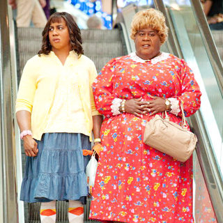 Brandon T. Jackson stars as Charmaine Pierce and Martin Lawrence stars as Big Momma in 20th Century Fox's Big Mommas: Like Father, Like Son (2011) - like_father_like_son02