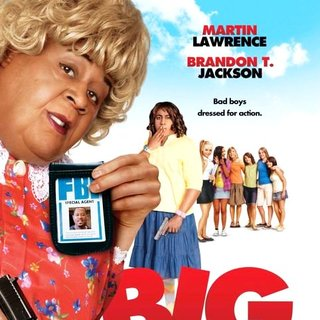 Poster of 20th Century Fox's Big Mommas: Like Father, Like Son (2011) - like_father_like_son_poster02