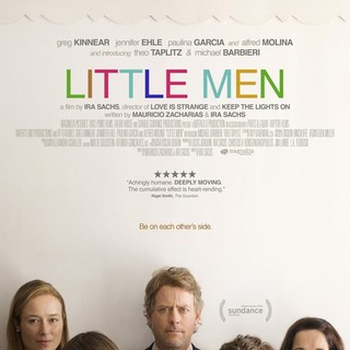 Poster of Magnolia Pictures' Little Men (2016) - little-men-poster01