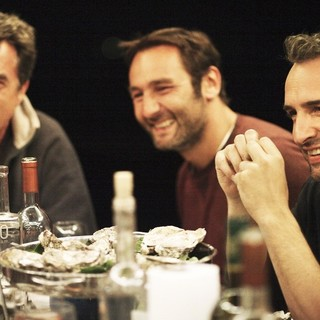 Francois Cluzet, Gilles Lellouche and Jean Dujardin in MPI Media Group's Little White Lies (2012)