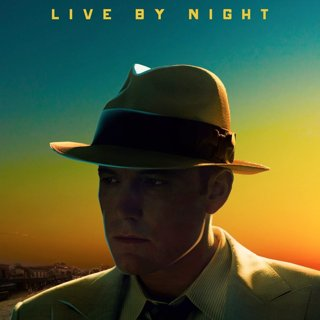 Poster of Warner Bros. Pictures' Live by Night (2016)