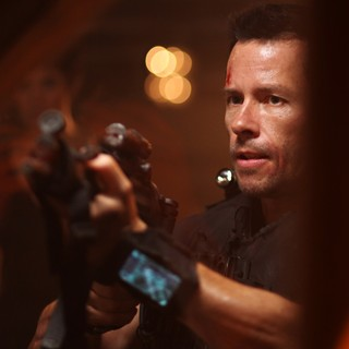Guy Pearce stars as Snow in Europa Corp.'s Lockout (2012) - lock-out-pic08