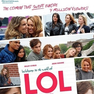 Poster of Lionsgate Films' LOL (2012)