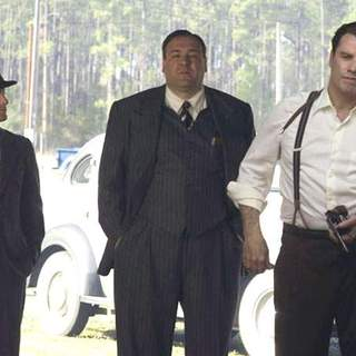 Scott Caan, James Gandolfini and John Travolta in Emmett/Furla Films' Lonely Hearts (2006)