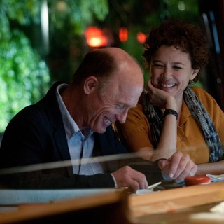 Ed Harris and Annette Bening (stars as Nikki) in IFC Films' The Face of Love (2014) - look-of-love01
