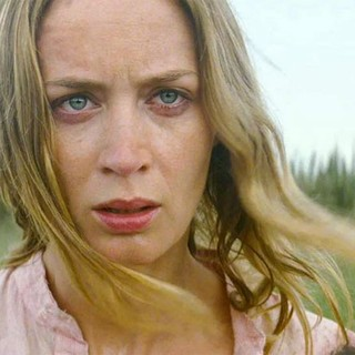 Emily Blunt stars as Sara in TriStar Pictures' Looper (2012)