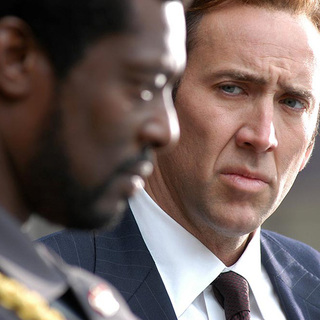 Nicolas Cage as Yuri Orlov in Lions Gate Films' Lord of War (2005)