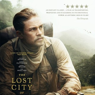 Lost City of Z, The - Poster of Amazon Studios' The Lost City of Z (2017)