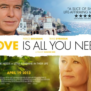 Love Is All You Need - Poster of Sony Pictures Classics' Love Is All You Need (2013)