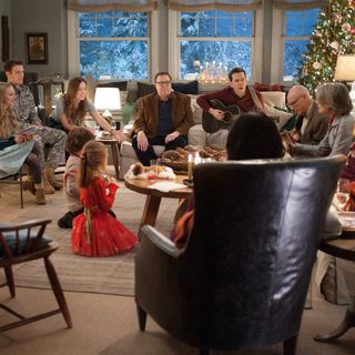 Amanda Seyfried, Jake Lacy, Olivia Wilde, John Goodman, Ed Helms, Alan Arkin and Diane Keaton in CBS Films' Love the Coopers (2015) - love-the-coopers01
