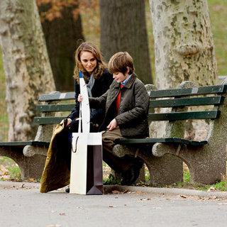 Natalie Portman stars as Emilia Greenleaf and Charlie Tahan stars as William in IFC Films' The Other Woman (2011)