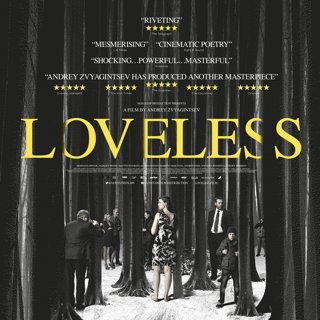 Poster of Sony Pictures Classics' Loveless (2018)