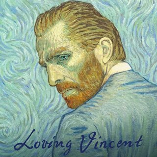 Poster of Good Deed Entertainment's Loving Vincent (2017)