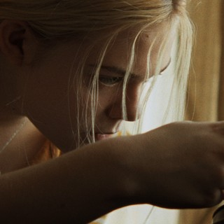 Elle Fanning stars as Amy Albany in Oscilloscope Pictures' Low Down (2014)