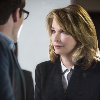 Deidre Hall stars as Erin Billings in Hallmark Channel's Lucky in Love (2014). Photo credit by Bettina Strauss.