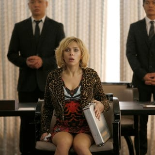 Lucy - Scarlett Johansson stars as Lucy in Universal Pictures' Lucy (2014)