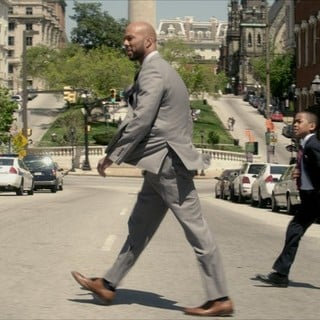 Common stars as Uncle Vincent and Michael Rainey Jr. stars as Woody in Indomina Entertainment's LUV (2012) - luv07