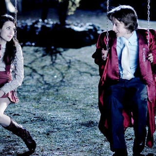 Emma Roberts stars as Adrianna Bragg and Rory Culkin stars as Scott Bartlett in Screen Media Films' Lymelife (2009)