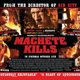Machete Kills Picture 45