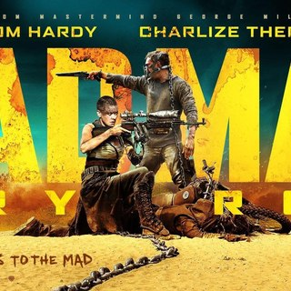 Mad Max: Fury Road - Poster of Warner Bros. Pictures' Mad Max: Fury Road (2015)