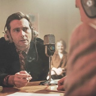 David Tennant stars as R.D. Laing in Gizmo Films' Mad to Be Normal (2017) - mad-to-be-normal07