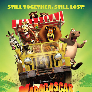 Madagascar: Escape 2 Africa - Poster of Madagascar: Escape 2 Africa