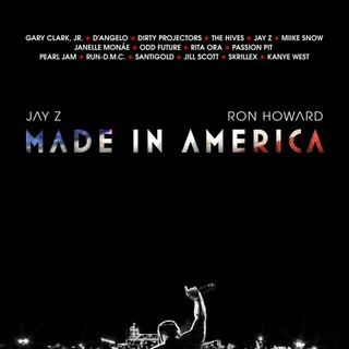 Poster of Showtime's Made in America (2013)