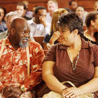 David Mann stars as Brown and Tamela J. Mann stars as Cora in Lionsgate Films' Madea Goes to Jail (2009). Photo credit by Alfeo Dixon. - madea_goes_to_jail13