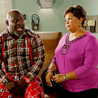 David Mann stars as Brown and Tamela J. Mann stars as Cora Brown in Lionsgate Films' Madea's Big Happy Family (2011) - madea_s_bhf05
