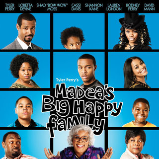 Poster of Lionsgate Films' Madea's Big Happy Family (2011) - madea_s_bhf_poster05