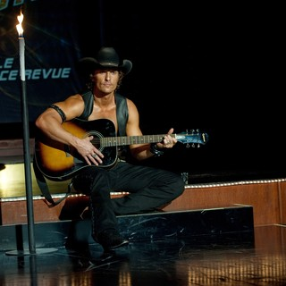Magic Mike - Matthew McConaughey stars as Dallas in Warner Bros. Pictures' Magic Mike (2012)