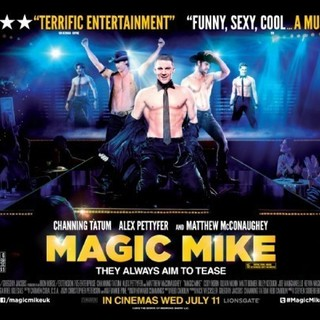Poster of Warner Bros. Pictures' Magic Mike (2012) - magic-mike-poster03