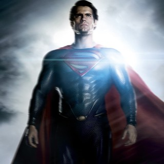 Man of Steel - Poster of Warner Bros. Pictures' Man of Steel (2013)