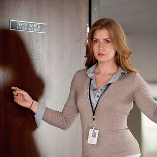 Man of Steel - Amy Adams stars as Lois Lane in Warner Bros. Pictures' Man of Steel (2013)
