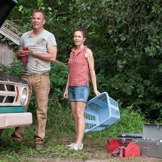 Kevin Costner stars as Jonathan Kent and Diane Lane stars as Martha Kent in Warner Bros. Pictures' Man of Steel (2013)