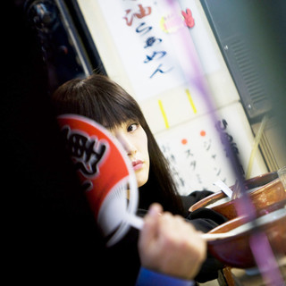 Rinko Kikuchi stars as Ryu in IFC Films' Map of the Sounds of Tokyo (2010)