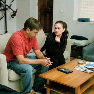 Matt Damon stars as Mr. Aaron and Anna Paquin stars as Lisa Cohen in Fox Searchlight Pictures' Margaret (2011) - margaret08