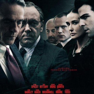 Poster of Roadside Attractions' Margin Call (2011) - margin-call-poster02