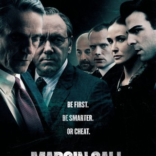 Poster of Roadside Attractions' Margin Call (2011)