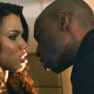 Jurnee Smollett stars as Judith and Robbie Jones stars as Harley in Lionsgate Films' Tyler Perry's Temptation (2013)