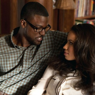 Lance Gross stars as Brice and Jurnee Smollett stars as Judith in Lionsgate Films' Tyler Perry's Temptation (2013)