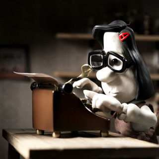 A scene from Icon Entertainment International's Mary and Max (2009)