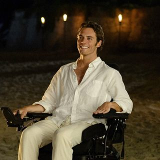 Sam Claflin stars as Will Traynor in Warner Bros. Pictures' Me Before You (2016)