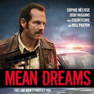 Poster of Vertical Entertainment's Mean Dreams (2017) - mean-dreams-poster02