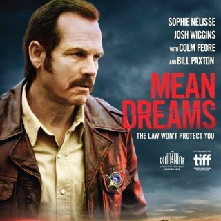 Poster of Vertical Entertainment's Mean Dreams (2017) - mean-dreams-poster03