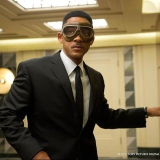 Men in Black 3 - Will Smith stars as Agent J in Columbia Pictures' Men in Black 3 (2012)
