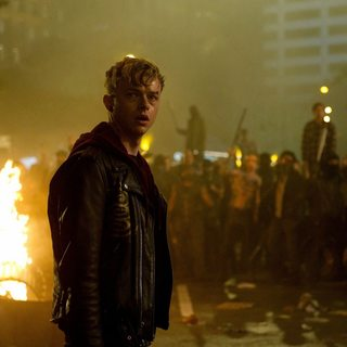 Metallica Through the Never - Dane DeHaan stars as Trip in Picturehouse's Metallica Through the Never (2013)
